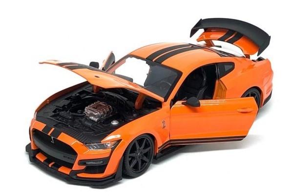 Miniatura Ford Shelby Mustang GT 500 2020 1/18 Maisto