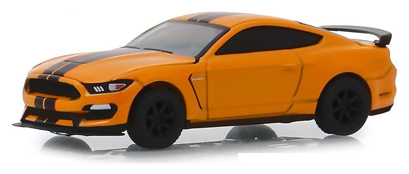 Miniatura Ford Shelby Mustang GT350R 2019 GL Muscle 1/64 Greenlight