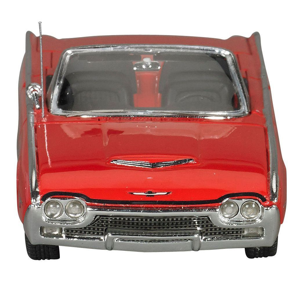 Miniatura Ford Thunderbird Sport Roadster 1962 Vermelho 1/43 Motor Head