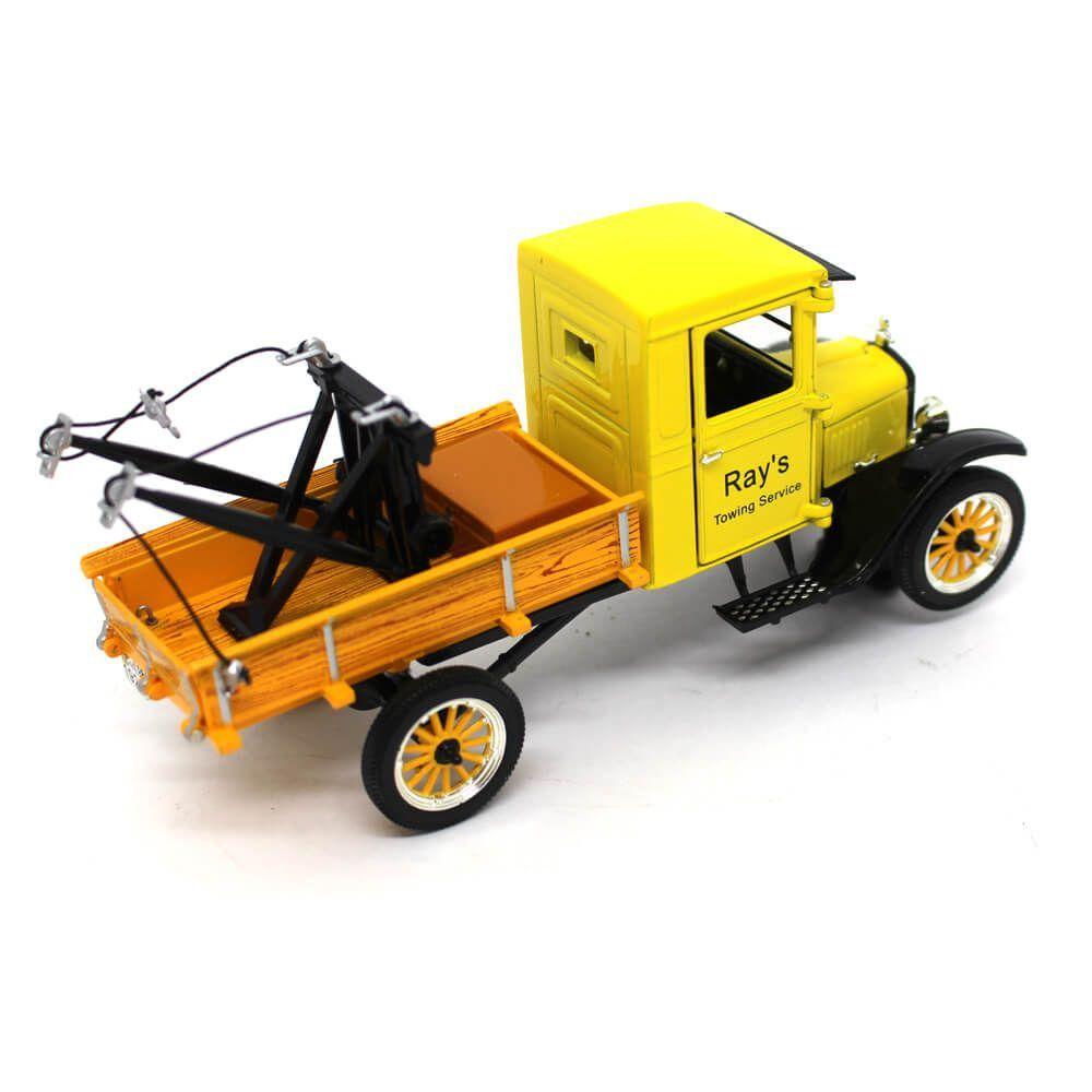 Miniatura Ford TT Tow Truck Guincho 1925 1/32 Signature