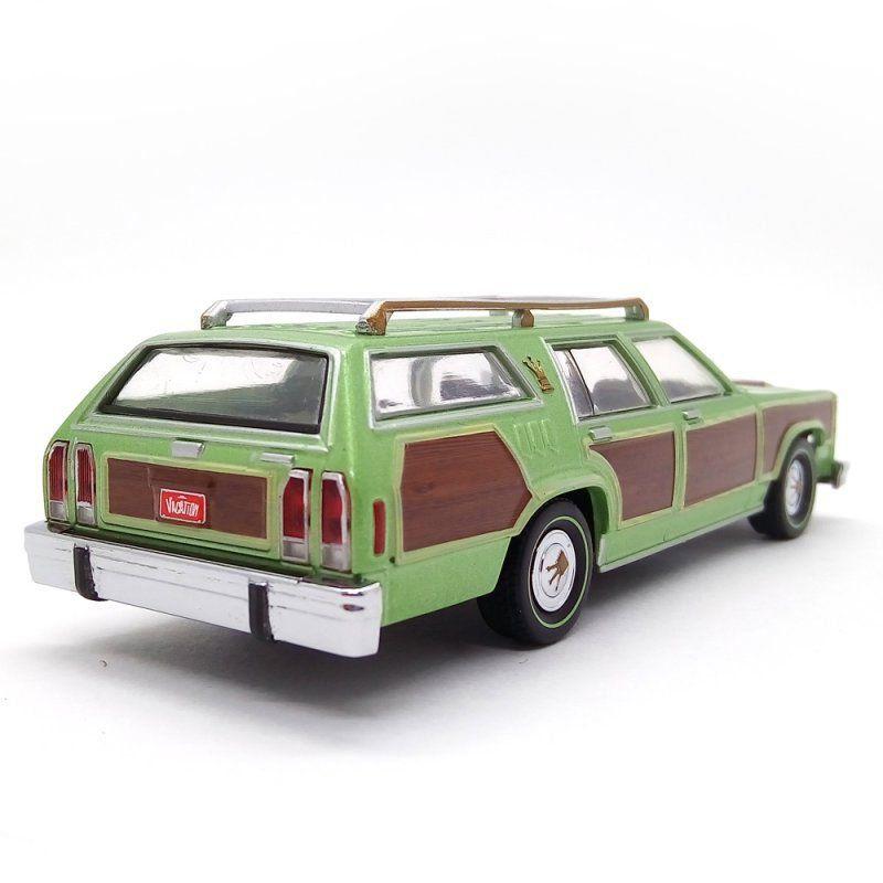 "Miniatura Ford Wagon Queen Family Truckster ""Vacation"" 1979 1/43 Greenlight"