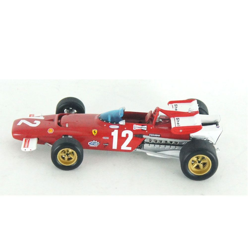 Miniatura Formula 1 Ferrari 312 B12 1970 1/43 Hot Wheels
