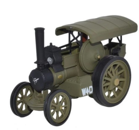 Miniatura Fowler B6 Locomotive  WW1 1/76 Oxford