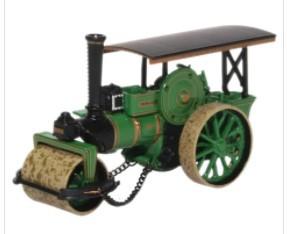 Miniatura Fowler Steam Roller 1/76 Oxford