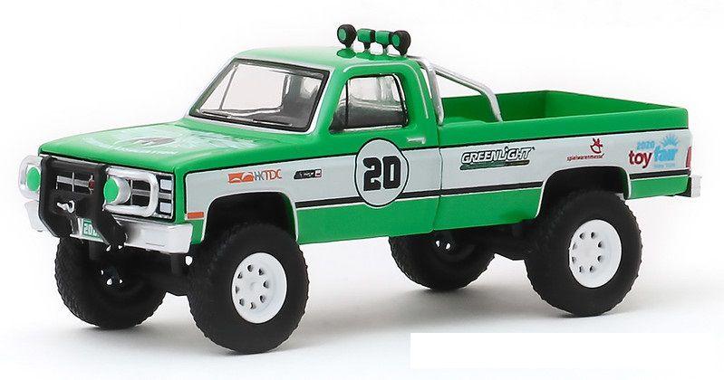 Miniatura GMC K-2500 1981 Exclusive Toy Fair 2020 1/64 Greenlight