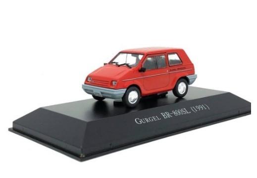 Miniatura Gurgel BR 800 SL 1991 1/43 Ixo