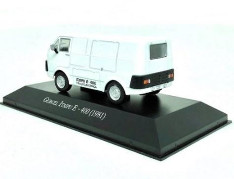 Miniatura Gurgel Itaipu E-400 1981 1/43 Ixo