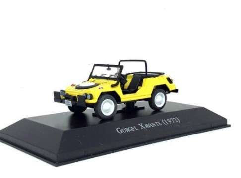 Miniatura Gurgel Xavante 1972 1/43 Ixo