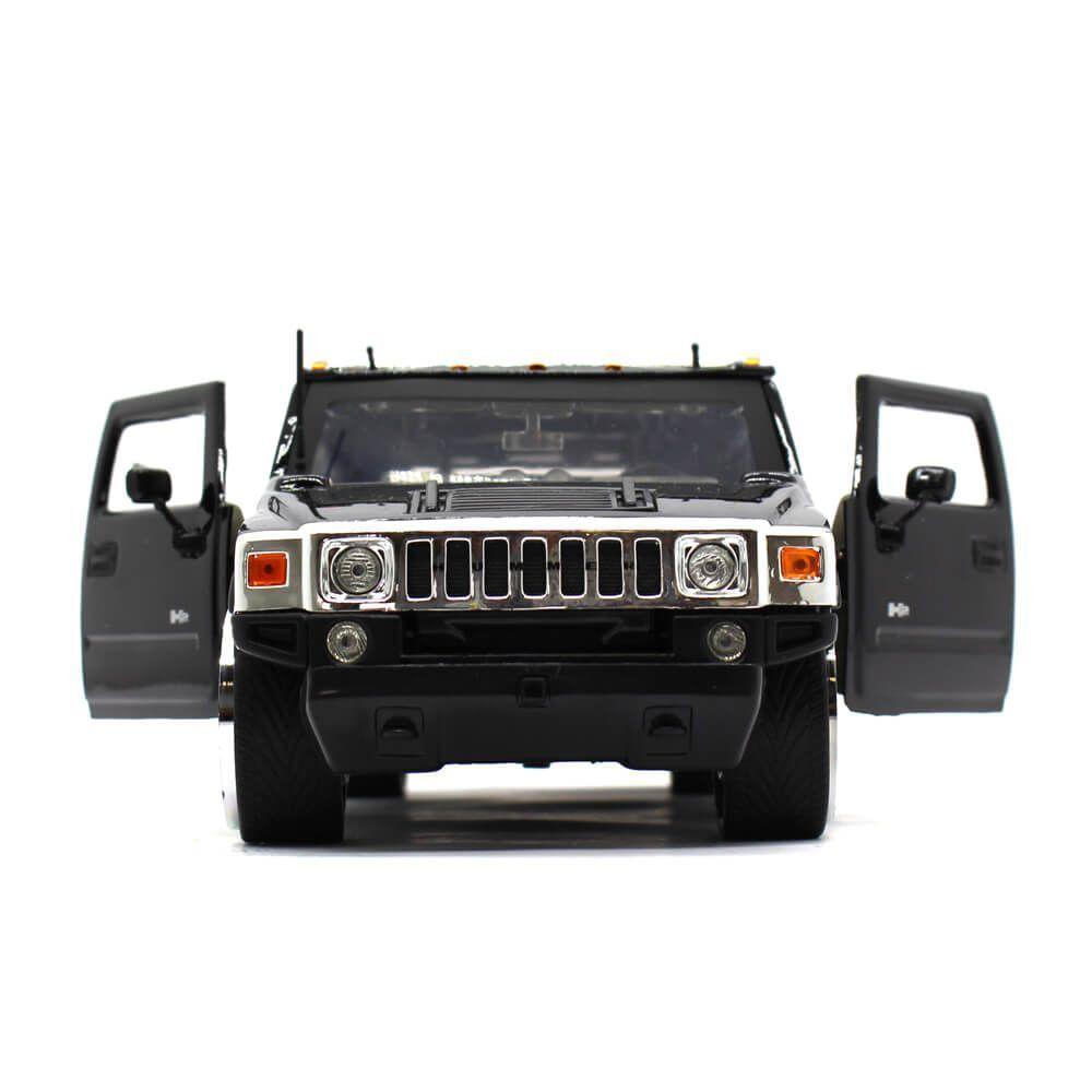 Miniatura Hummer H2 Custom 2003 1/24 Jada Toys
