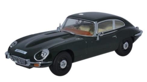 Miniatura Jaguar V12 E Type Coupe 1/43 Oxford
