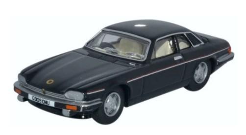 Miniatura Jaguar XJS Black 1/76 Oxford
