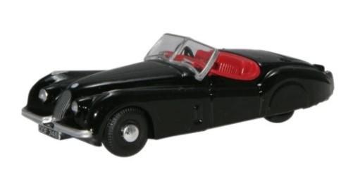 Miniatura Jaguar XKJ120 Black 1/76 Oxford