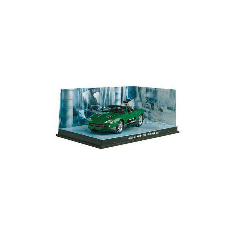 Miniatura Jaguar XKR – 007 James Bond Um novo dia para morrer 1/43 Ixo