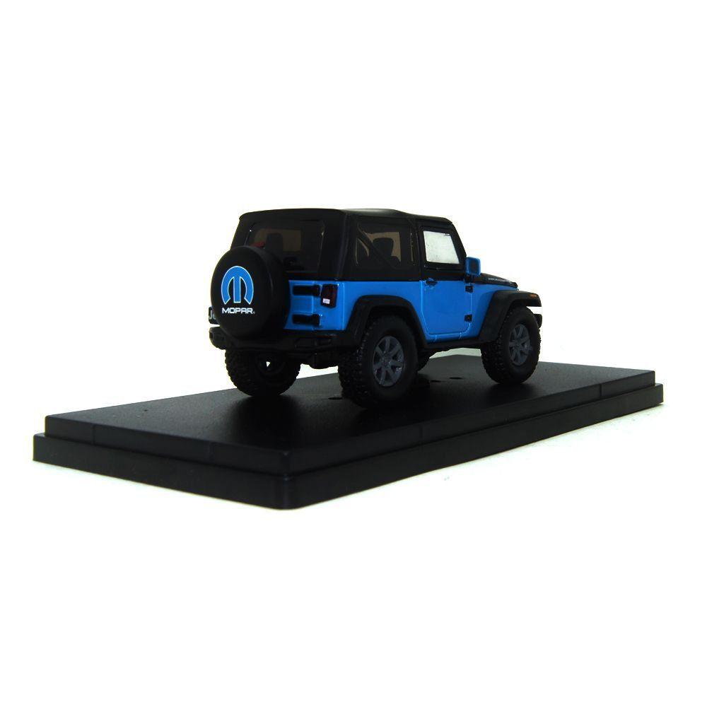 Miniatura Jeep Wrangler 2010 All-Terrain 1/43 Greenlight