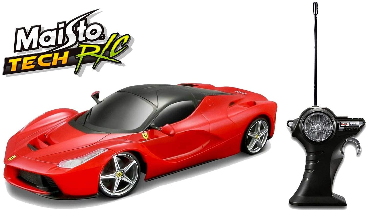 Miniatura La Ferrari Radio Controle 1/24 Maisto