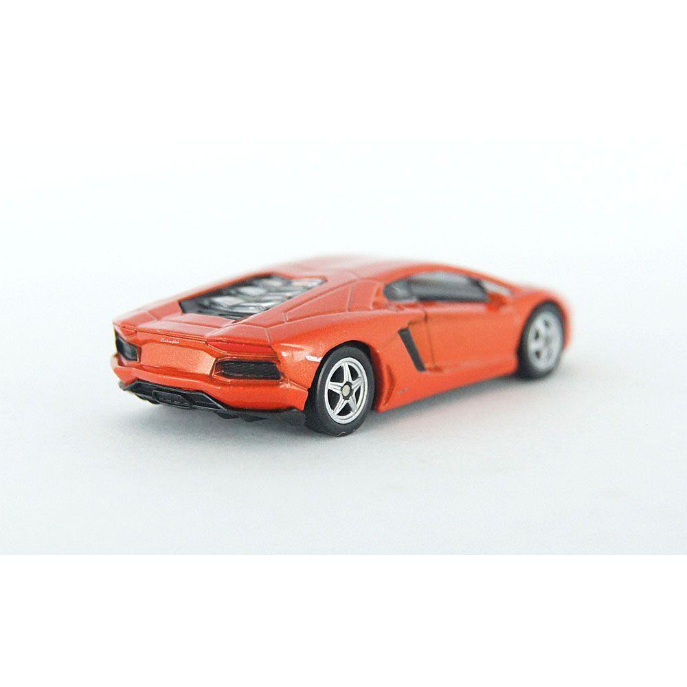 Miniatura Lamborghini Aventador 1/64 California Minis