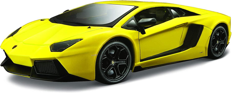 Miniatura Lamborghini Aventador Exotic Design 1/24 Maisto