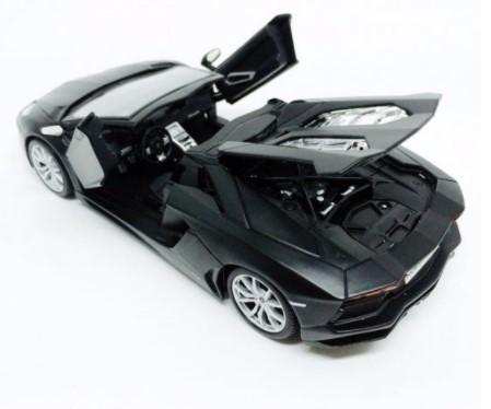 Miniatura Lamborghini Aventador LP 700-4 Roadster 1/24 Maisto