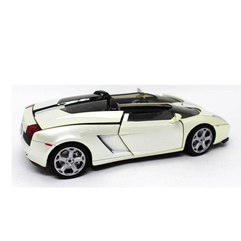 Miniatura Lamborghini Concept S 1/18 Mondo Motors
