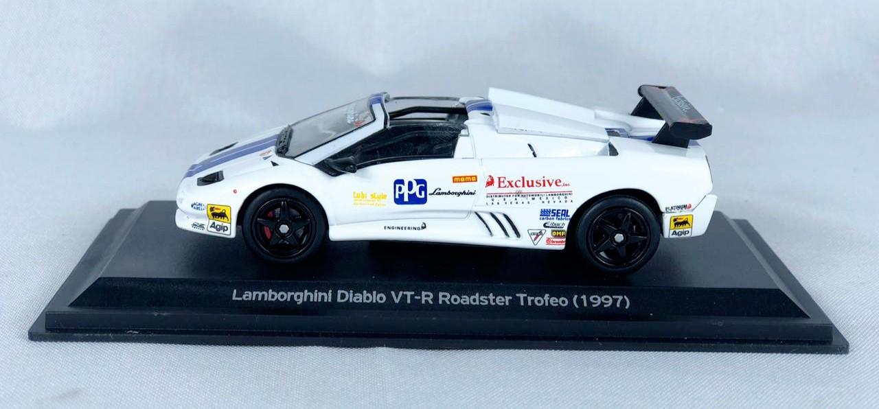 Miniatura Lamborghini Diablo VT 1/43 Whitebox
