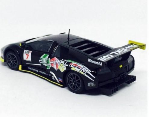 Miniatura Lamborghini Murcielago Fia GT 1/24 Bburago