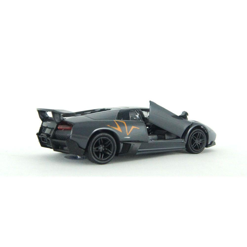 Miniatura Lamborghini Murciélago LP 670-4 Luz e Som 1/32 Hot Wheels