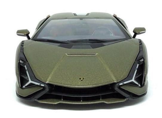 Miniatura Lamborghini Sian FKP37 1/18 Bburago