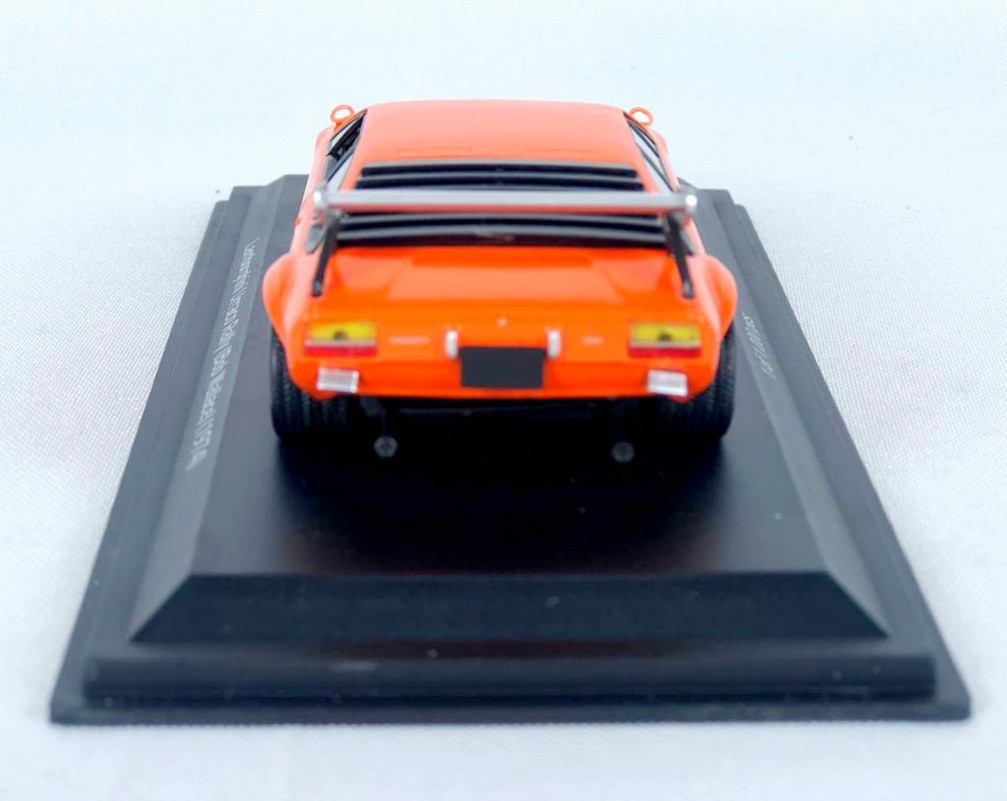 Miniatura Lamborghini Urraco Rally 1974 1/43 Whitebox