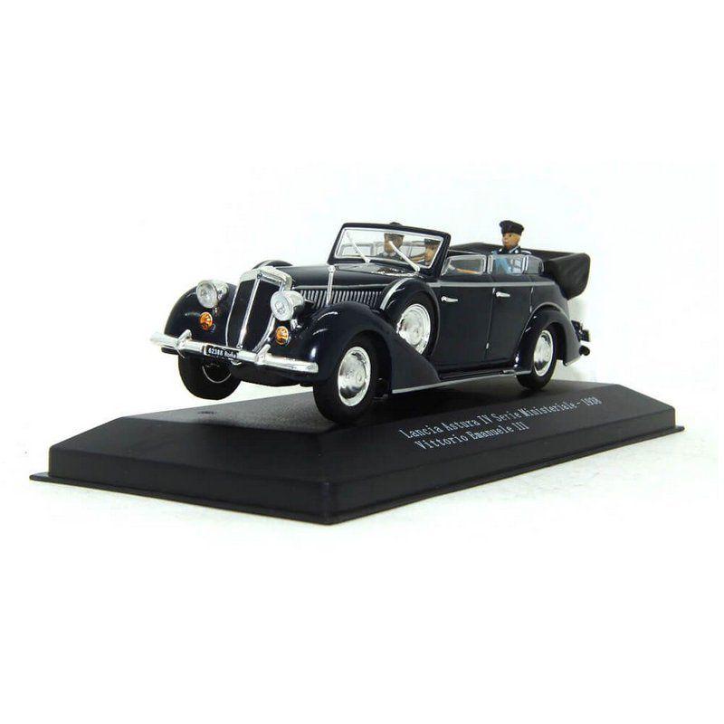 Miniatura Lancia Astura IV Ministeriale 1938 Vittorio Emanuele III 1/43 Starline