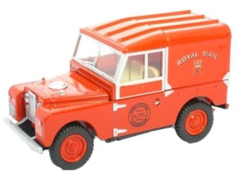 Miniatura Land Rover 88 Royal Mail 1/76 Oxford
