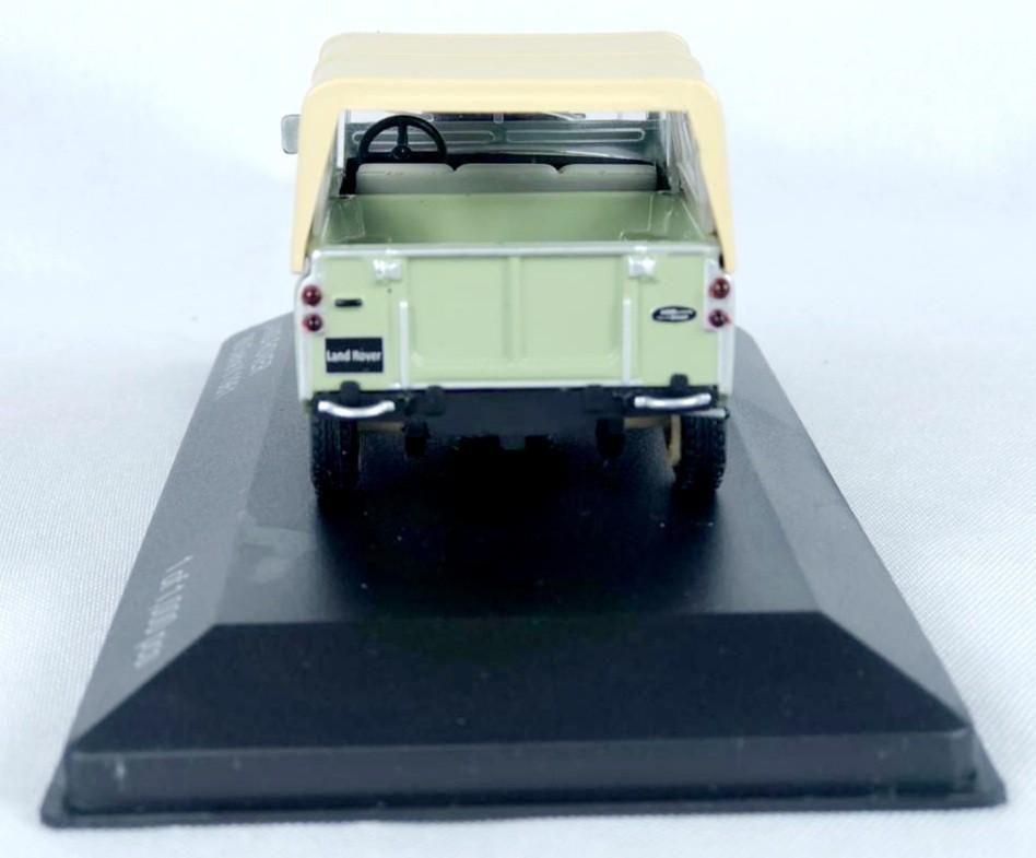 Miniatura Land Rover 88 Seriie II 1/43 Whitebox