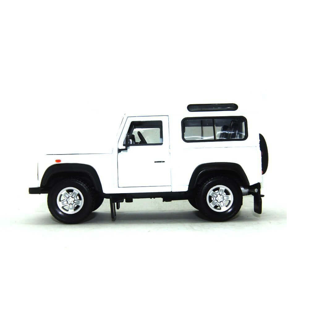 Miniatura Land Rover Defender 1/24 Welly
