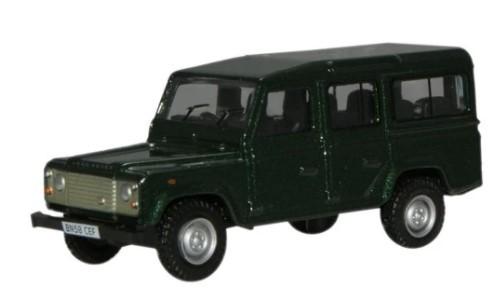 Miniatura Land Rover Defender 1/76 Oxford