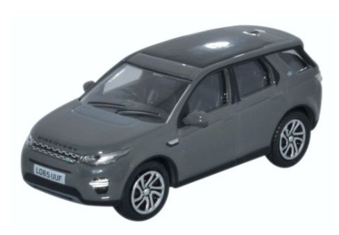 Miniatura Land Rover Discovery Sport Grey 1/76 Oxford