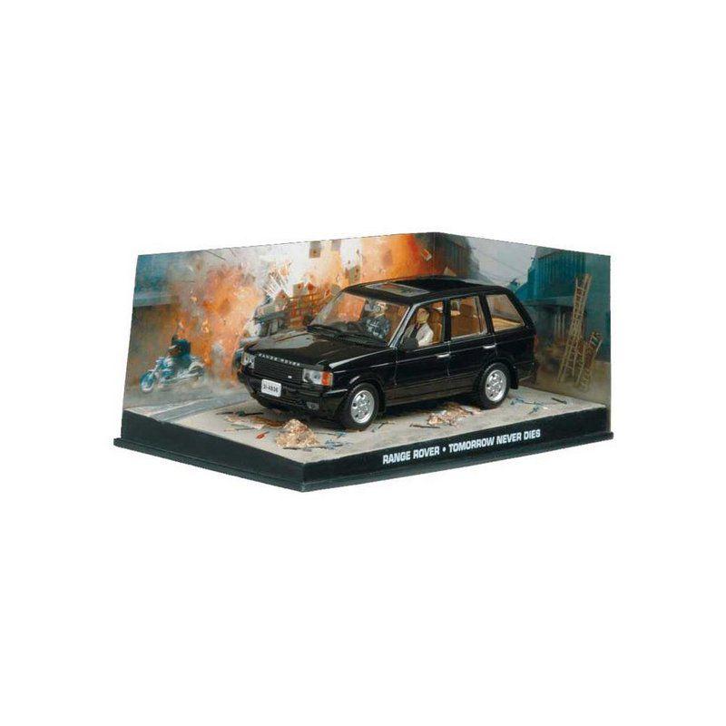 Miniatura Land Rover Range Rover – 007 James Bond Amanhã nunca morre 1/43 Ixo