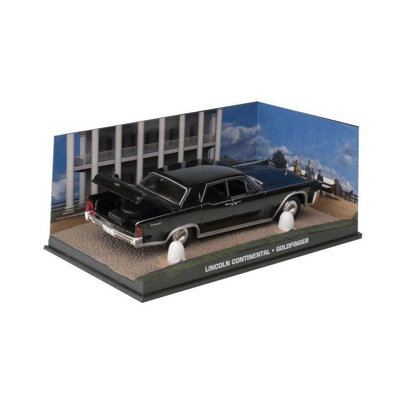 Miniatura Lincoln Continental – 007 James Bond Contra Goldfinger 1/43 Ixo