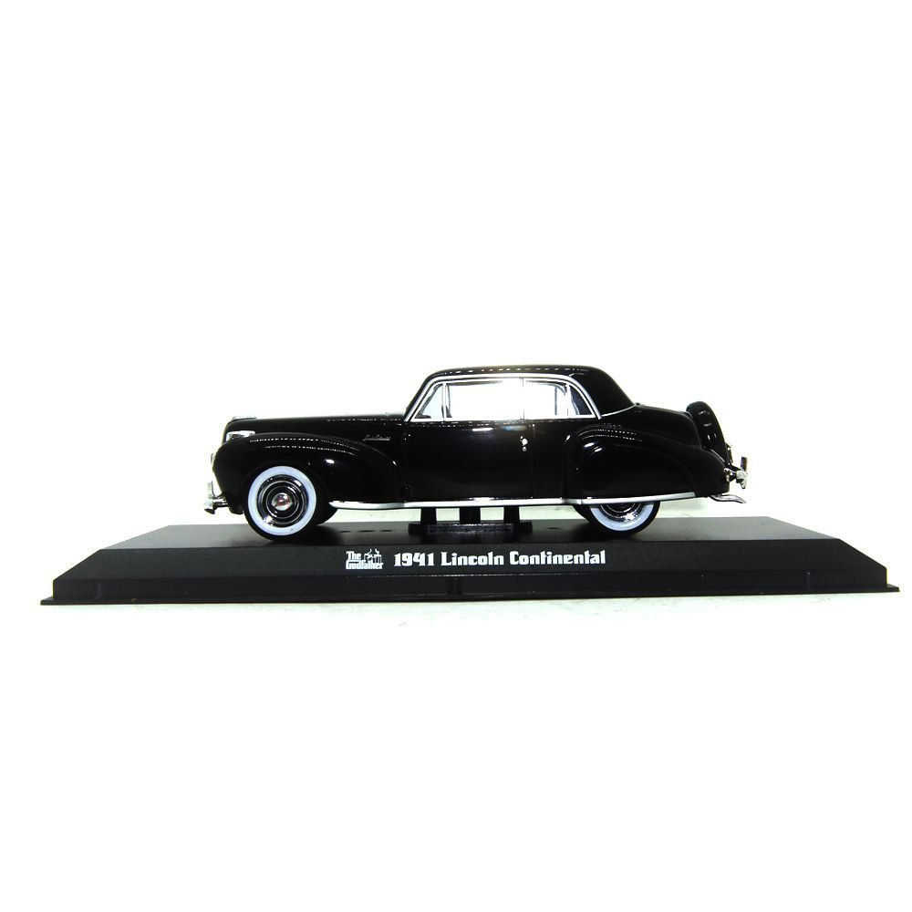 Miniatura Lincoln Continental 1941 The Godfather 1/43 Greenlight