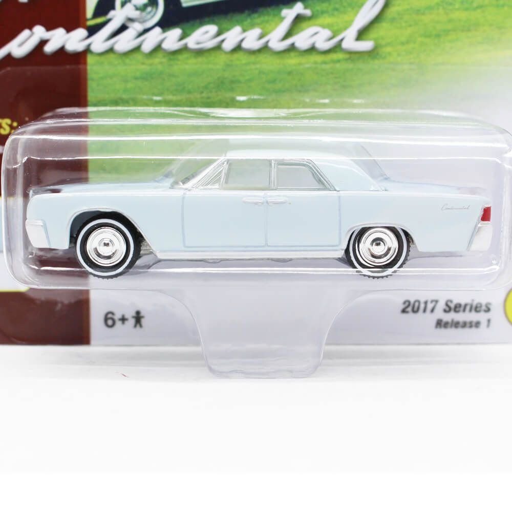 Miniatura Lincoln Continental 1961 Classic Gold Collection A 1/64 Johnny Ligtning