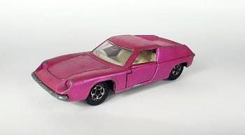 Miniatura Lotus Europa Superfast N°5 1/64 Matchbox