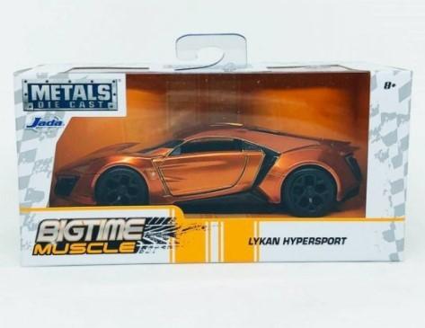 Miniatura Lykan Hypersport 1/32 Jada Toys