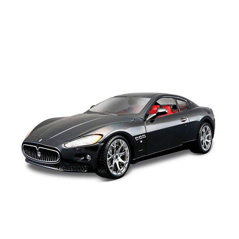 Miniatura Maserati GranTurismo in Black 1/24 Bburago