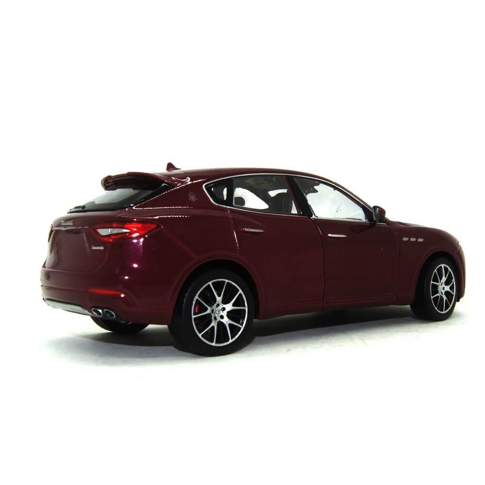 Miniatura Maserati Levante 1/24 Welly