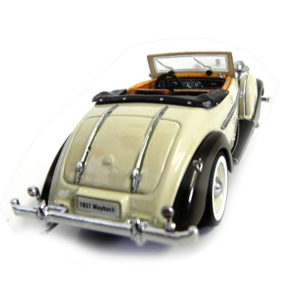 Miniatura Maybach Sw38 2-Doors Spohn 1937 1/32 Signature