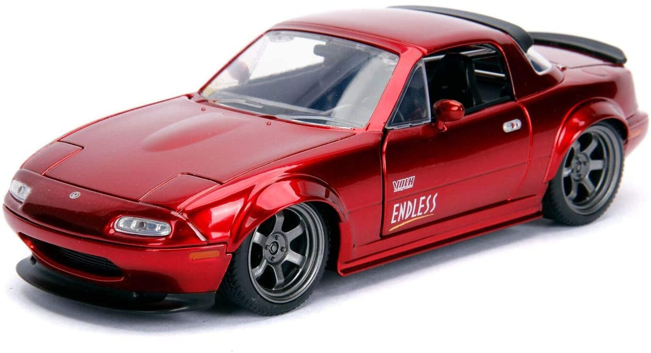 Miniatura Mazda Miata JDM 1990 Sem Caixa 1/24 Jada Toys