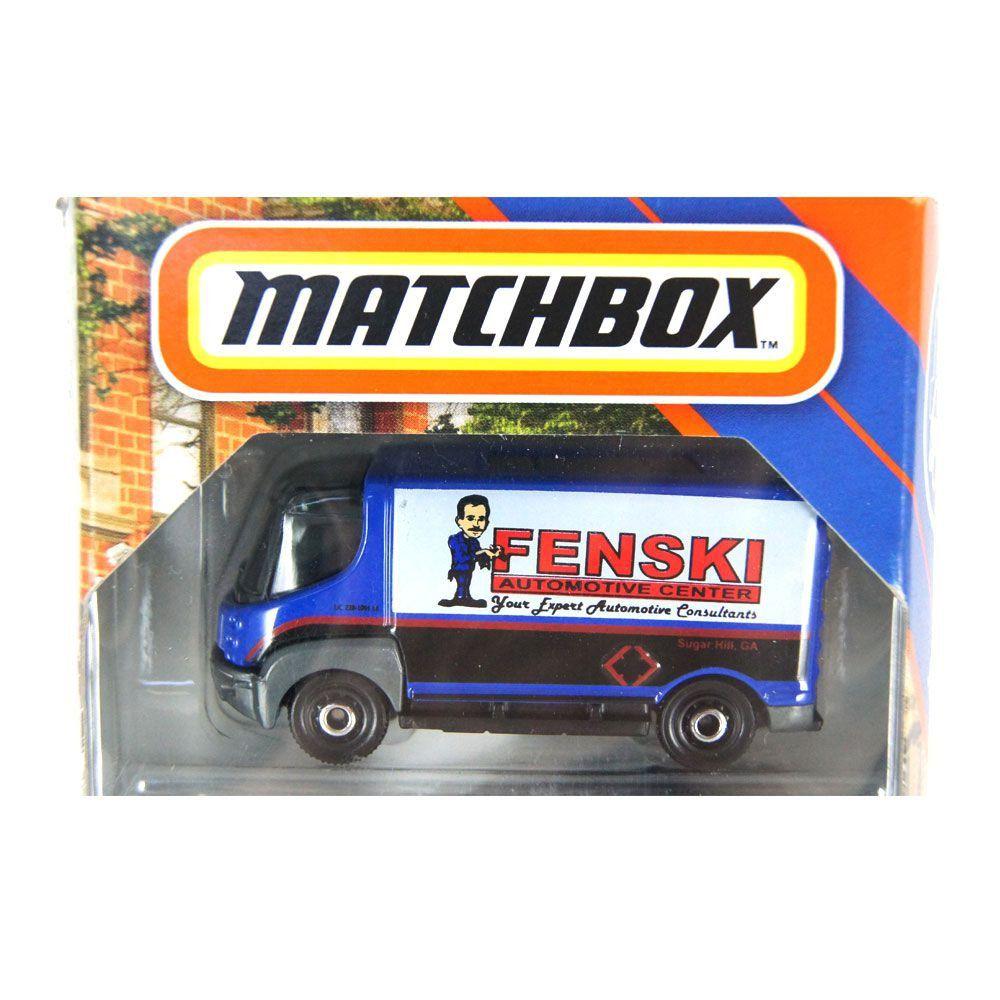Miniatura MBX SERVICE CREW 1/64 MATCHBOX