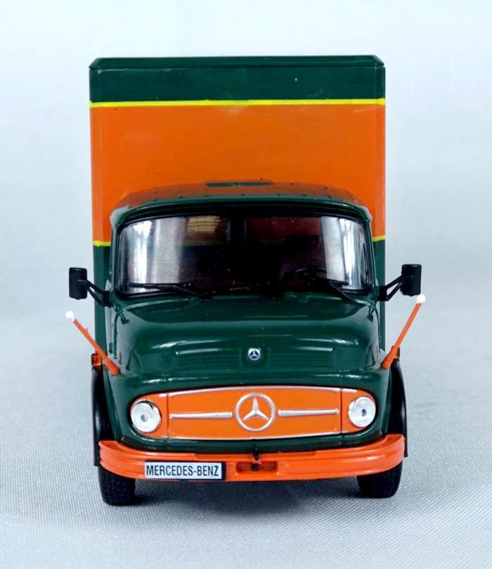 Miniatura Mercedes-Benz 1113 Jagermeister DeAgostini 1/43 Ixo
