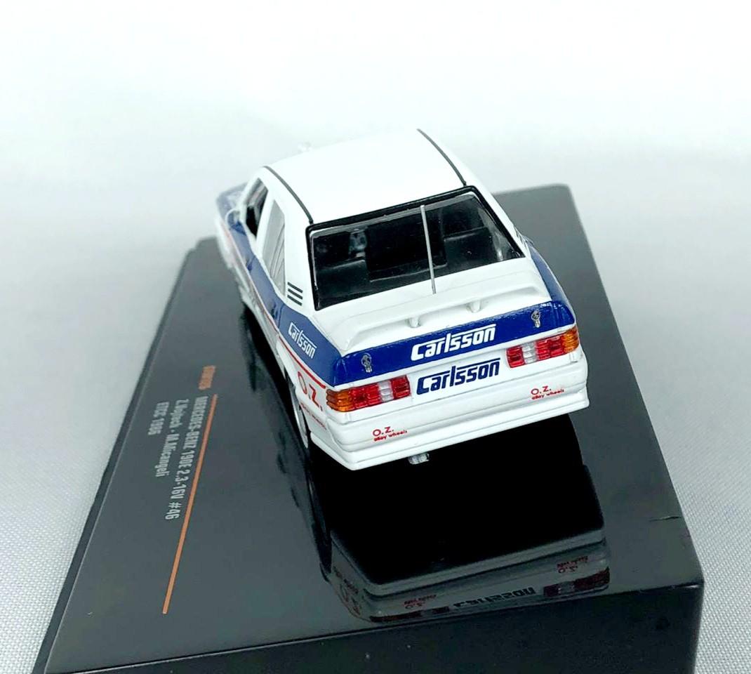 Miniatura Mercedes Benz 190 E #46 1986 1/43 Ixo