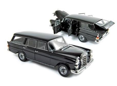 Miniatura Mercedes-Benz 200 Universal  1/18 Norev
