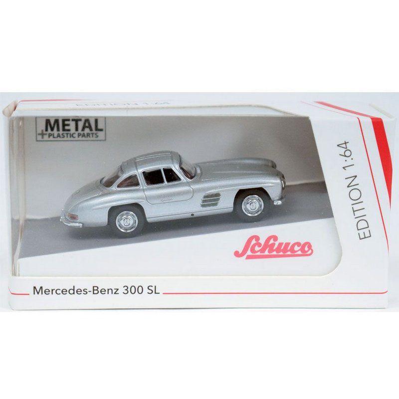 Miniatura Mercedes Benz 300 SL Schuco 1/64