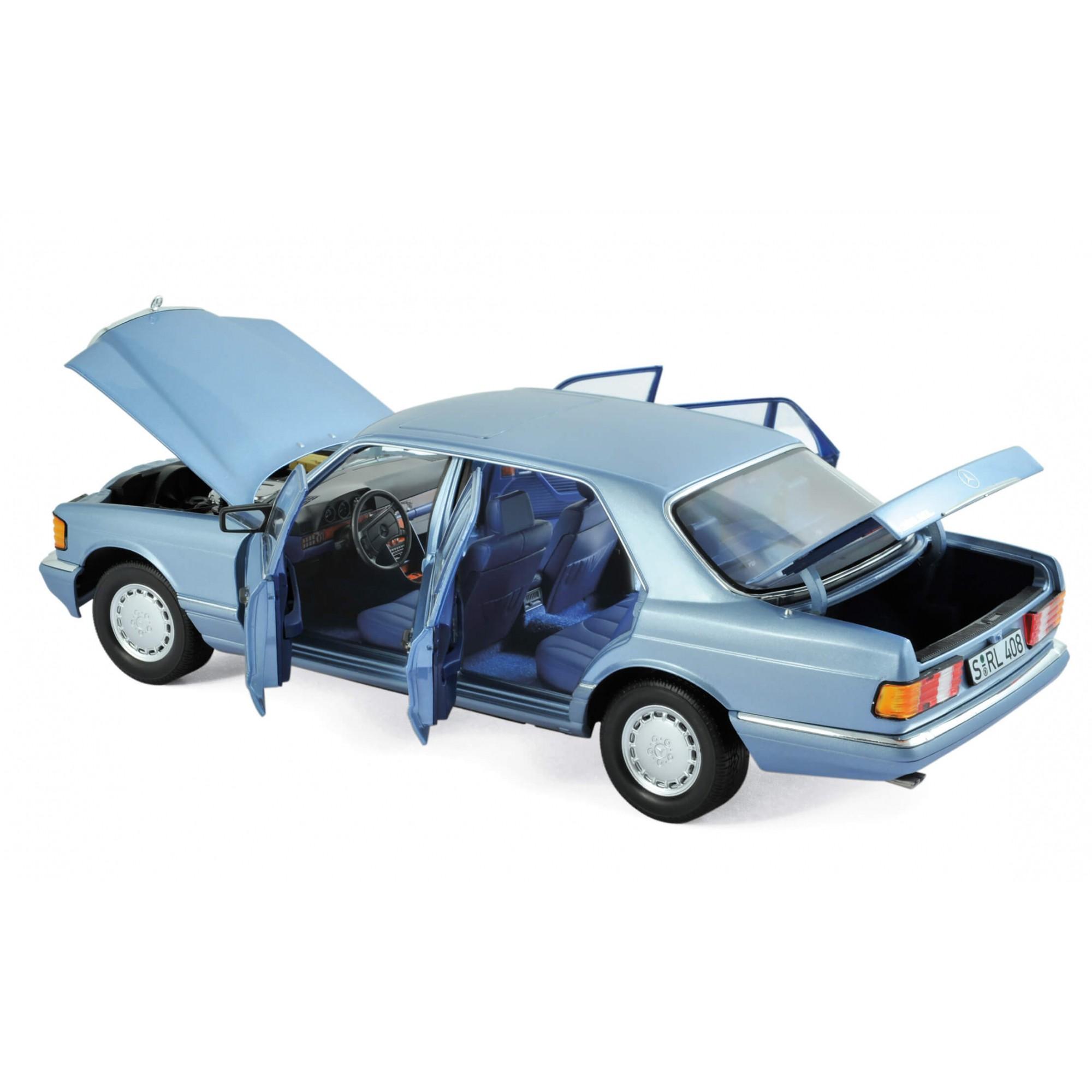 Miniatura Mercedes Benz 560 SEL 1991 1/18 Norev